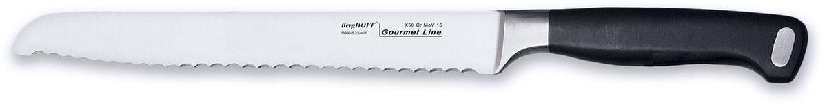 Нож для хлеба BergHOFF Gourmet, длина лезвия 23 см1399645