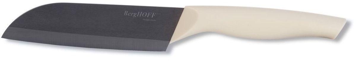 Нож керамический Сантоку BergHOFF Eclipse, длина лезвия 14 см3700100