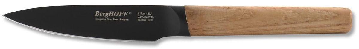 Нож для очистки BergHOFF Ron, длина лезвия 8,5 см3900018