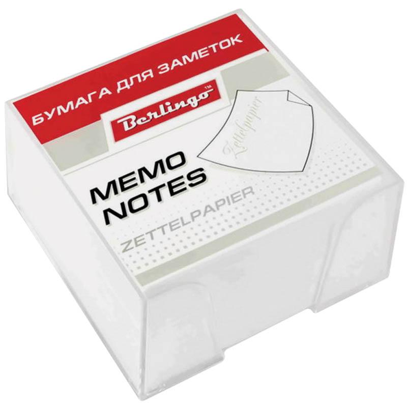 Berlingo Бумага для заметок Standard в пластиковой подставке цвет белый 9 х 9 х 4,5 смZP7607Блок для оперативных записей в удобном пластиковом боксе. Размер - 9х9х4,5 см. Бумага плотностью 80 г/м2 высокой степени белизны. Индивидуальная упаковка в термоусадочную пленку.