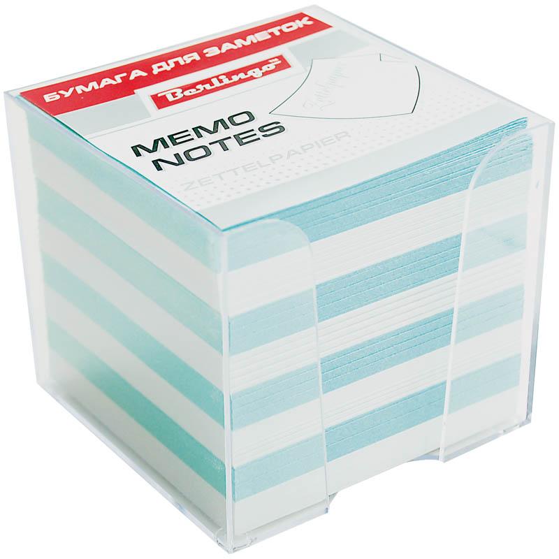 Berlingo Бумага для заметок Standard в пластиковой подставке цветная 9 х 9 х 9 смZP7614Блок для оперативных записей в пластиковом боксе, 1000 листов, цветной. Размер листа в блоке - 90 х 90 мм. Бумага плотностью 80 г/м2. Индивидуальная упаковка в термоусадочную пленку.