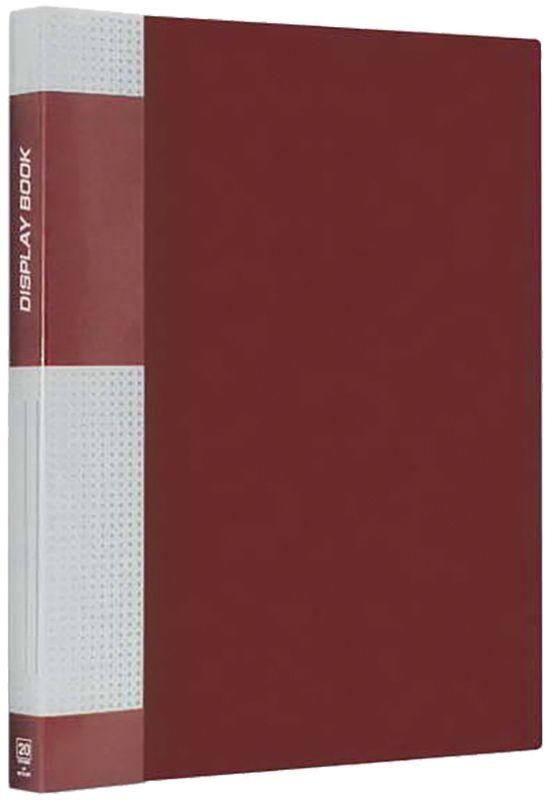 Berlingo Папка Standard с 20 вкладышами цвет красныйMT2426Функциональная папка с прозрачными вкладышами. Материал - плотный пластик. Классические офисные цвета. Индивидуальная упаковка в пленку.