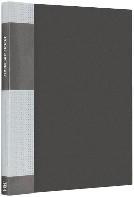 Berlingo Папка Standard с 20 вкладышами цвет серыйMT2427Функциональная папка с прозрачными вкладышами. Материал - плотный пластик. Классические офисные цвета. Индивидуальная упаковка в пленку.