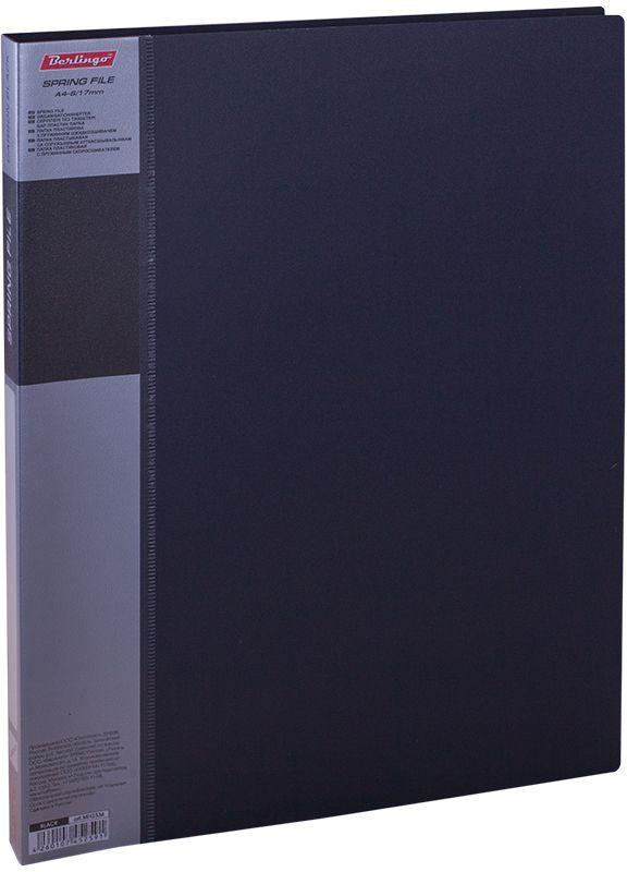 Berlingo Папка-скоросшиватель Standard цвет черный