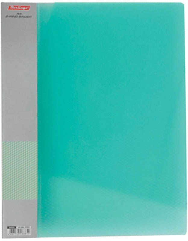 Berlingo Папка Diamond с 20 вкладышами цвет зеленыйAVp_20004Папка с прозрачными листами-карманами рекомендуется для хранения материалов и документов, требующих упорядоченности и наглядного обзора. Документам не требуется перфорация дыроколом. Формат А4.