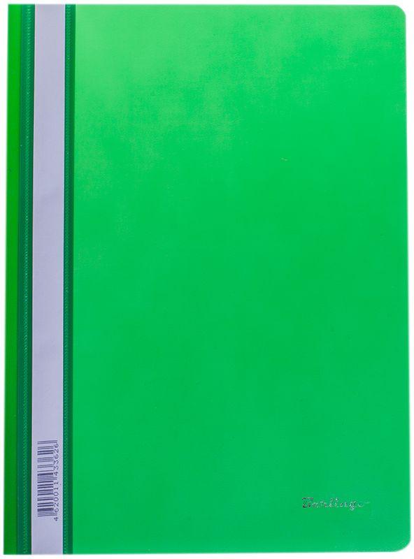 Berlingo Папка-скоросшиватель цвет зеленый 20 штASp_04804Папка-скоросшиватель с прозрачным верхним листом. Для бережного хранения перфорированных документов А4. Изготовлена из плотного пластика толщиной 180 мкм. Яркие насыщенные цвета. Усиленный пластиковый корешок с индексной полосой для размещения информации выполнен из бумаги для удобства размещения информации. На индексной полосе размещен индивидуальный ШК.