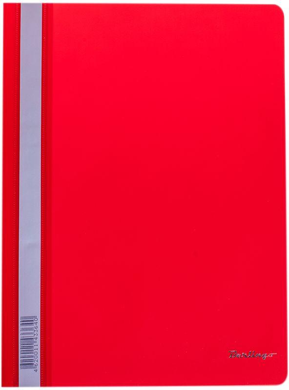 Berlingo Папка-скоросшиватель цвет красный 20 штASp_04803Папка-скоросшиватель с прозрачным верхним листом. Для бережного хранения перфорированных документов А4. Изготовлена из плотного пластика толщиной 180 мкм. Яркие насыщенные цвета. Усиленный пластиковый корешок с индексной полосой для размещения информации выполнен из бумаги для удобства размещения информации. На индексной полосе размещен индивидуальный ШК.