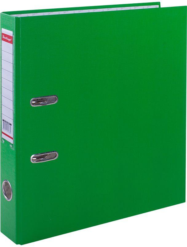 Berlingo Папка-регистратор цвет салатовыйATb_50419Папки-регистраторы с арочным механизмом из жесткого износостойкого картона. Эффективно экономят офисное пространство, идеальны для создания архива. Выгодно отличаются полем для записей на внутренней стороне обложки, наличием кармана на корешке со сменным информационным ярлыком для маркировки