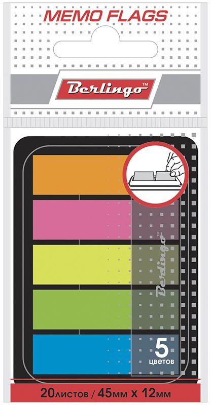 Berlingo Бумага для заметок 1,2 х 4,5 см 20 листовLSz_45101Самоклеящаяся пластиковая Бумага для заметок от Berlingo оснащена яркими неоновыми цветами. Такая бумага отлично подходит для крепления на любой поверхности. Легко отклеивается, не оставляя следов.