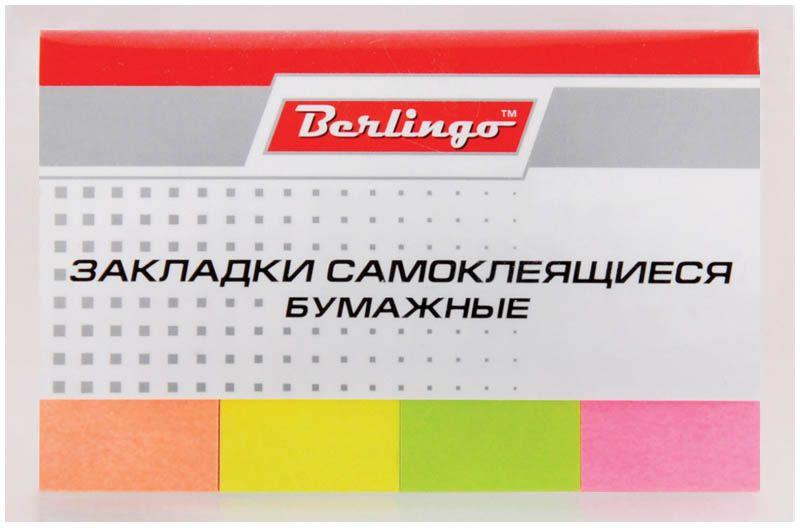 Berlingo Бумага для заметок 2 х 5 см 50 листовLSz_20504Самоклеящаяся офсетная Бумага для заметок от Berlingo оснащена яркими неоновыми цветами. Такая бумага отлично подходит для крепления на любой поверхности. Легко отклеивается, не оставляя следов.