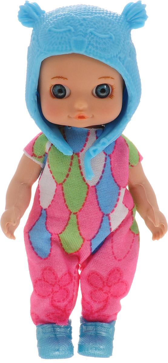 Veld-Co Мини-кукла Изабелла цвет розовый голубой