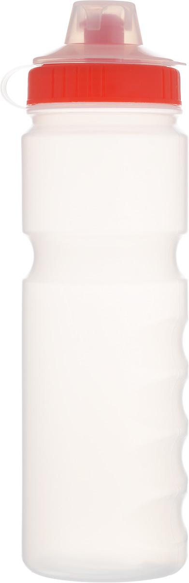 Бутылка спортивная Спортивный элемент Датолит, 750 млДатолит, S17-750Бутылка спортивная Спортивный элемент Датолит изготовлена из материала LDPE (полиэтилен высокого давления), который безопасен для здоровья. Бутылка оснащена крышкой, которая плотно и герметично закрывается. Специальный носик предотвращает проливание и безопасен для зубов и десен. Носик снабжен дополнительной прозрачной крышкой. Прозрачные стенки позволяют видеть содержимое. Бутылку удобно держать в руках, изделие имеет специальную форму с держателем для пальцев. Изделие прекрасно подойдет для использования в жаркую погоду: вода долго сохраняет первоначальные свойства и вкусовые качества. При необходимости в бутылку можно заливать витаминизированные напитки, соки или протеиновые коктейли. Такую бутылку можно без опаски положить в рюкзак, закрепить на поясе или велосипедной раме. Она пригодится как на тренировках, так и в походах или просто на прогулке. Диаметр горлышка бутылки: 6 см. Высота бутылки: 25 см.