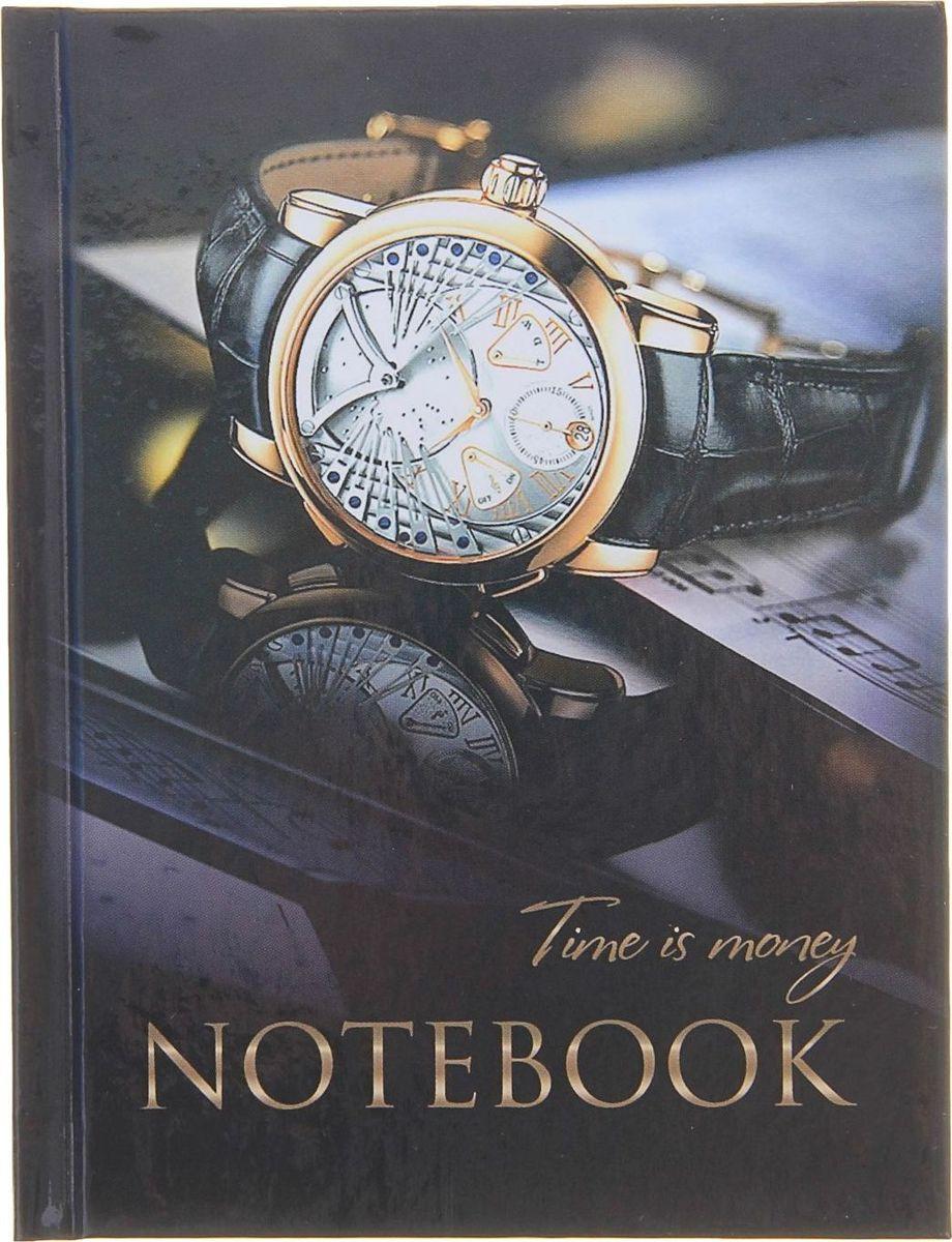 Бриз Блокнот Часы 160 листов1088155