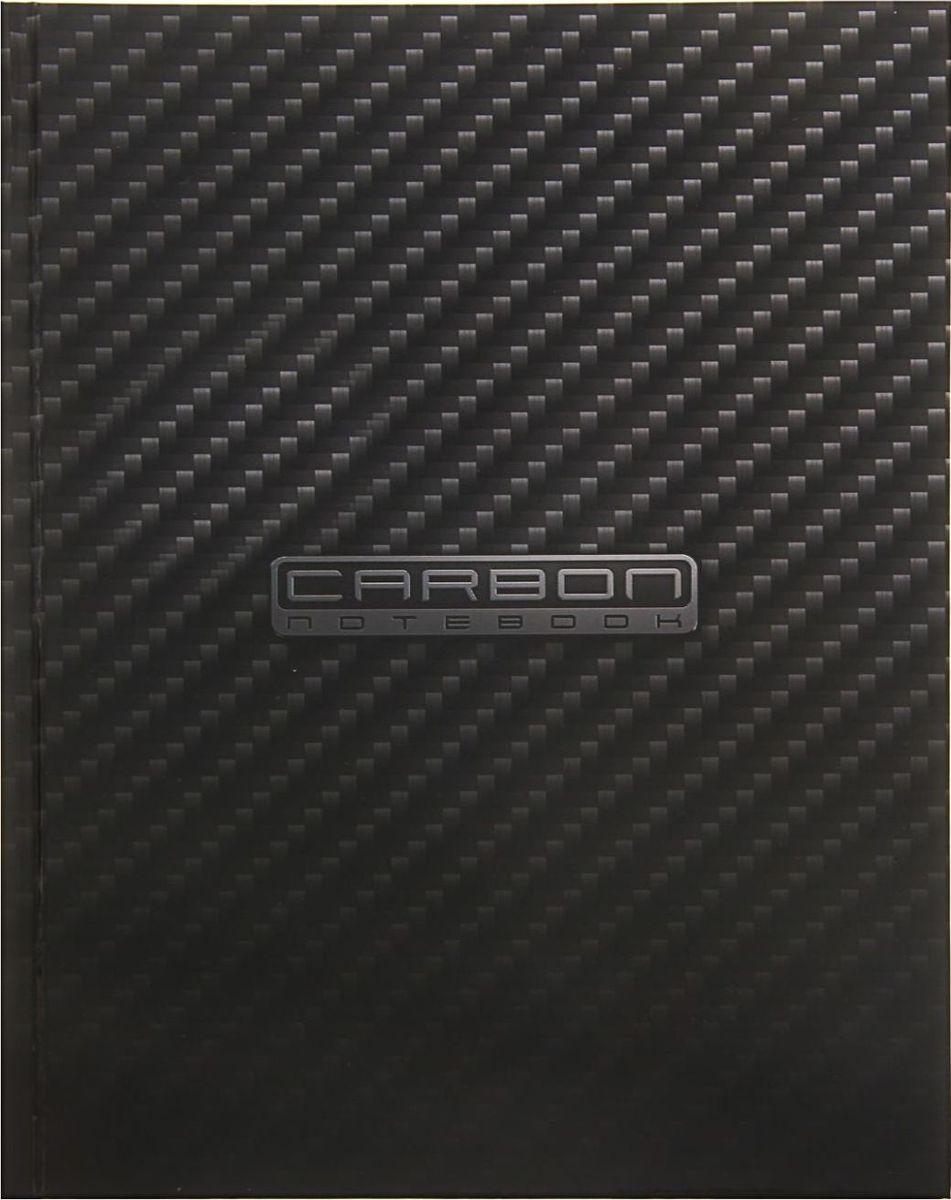 Hatber Блокнот Carbon Style 80 листов1326795