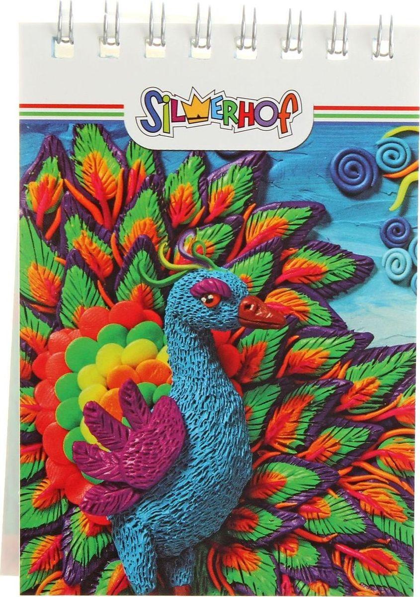 Silwerhof Блокнот Юбилейная коллекция 40 листов1335088