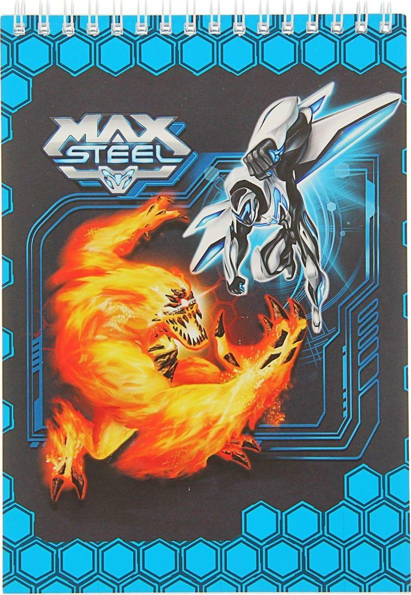 Max Steel Блокнот Max Steel 60 листов1722404