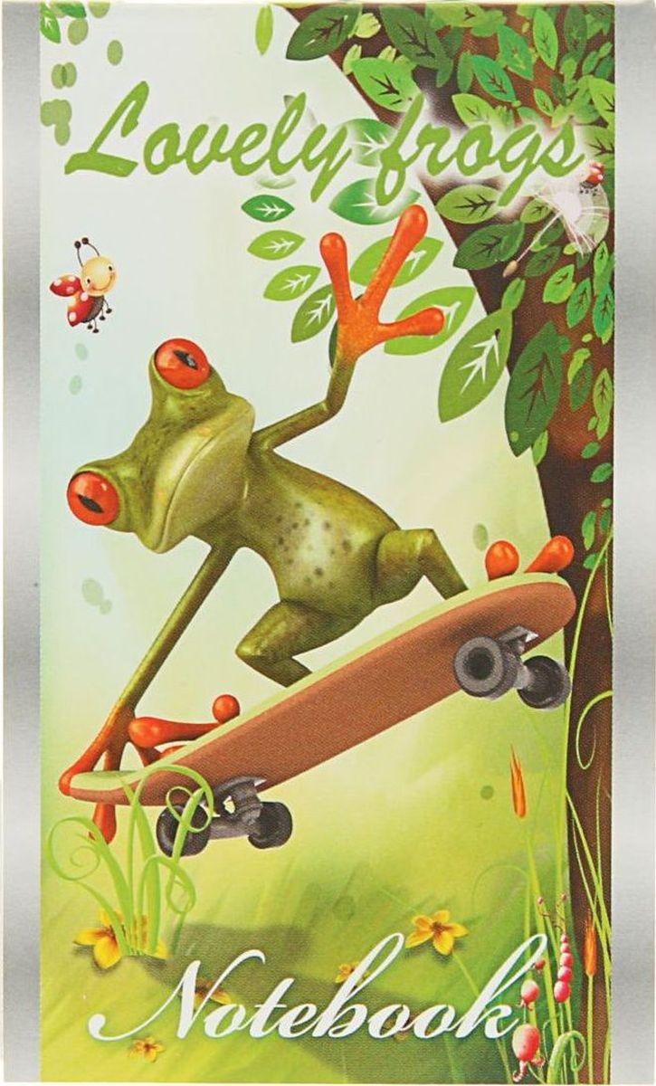 ТетраПром Блокнот Lovely Frogs 32 листа1771594