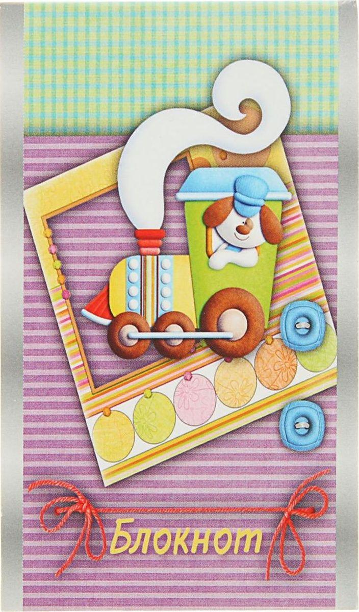 ТетраПром Блокнот Детские игрушки 32 листа1771599