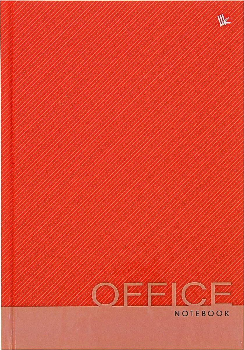 Эксмо Бизнес-блокнот Офисный стиль Яркий цвет 80 листов1820538