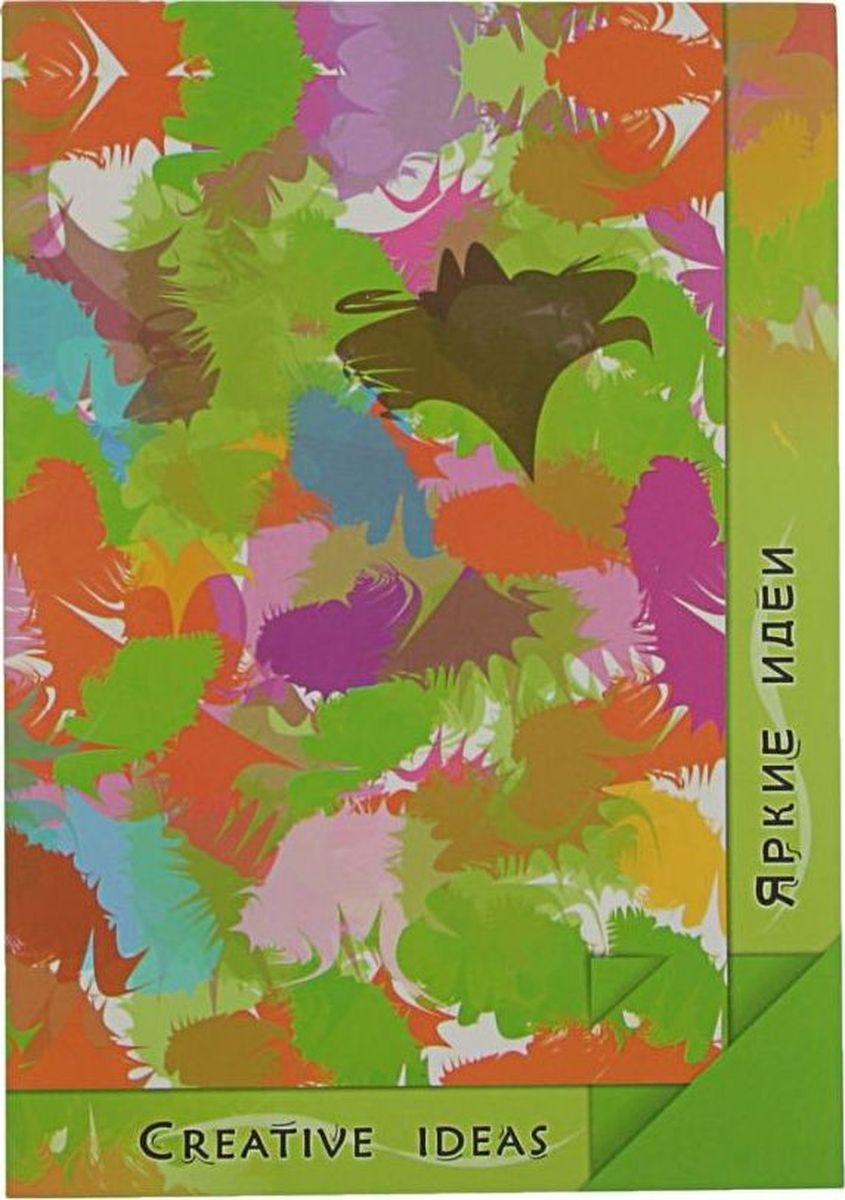 Лилия Холдинг Блокнот Creative Ideas 20 листов цвет зеленый2070570