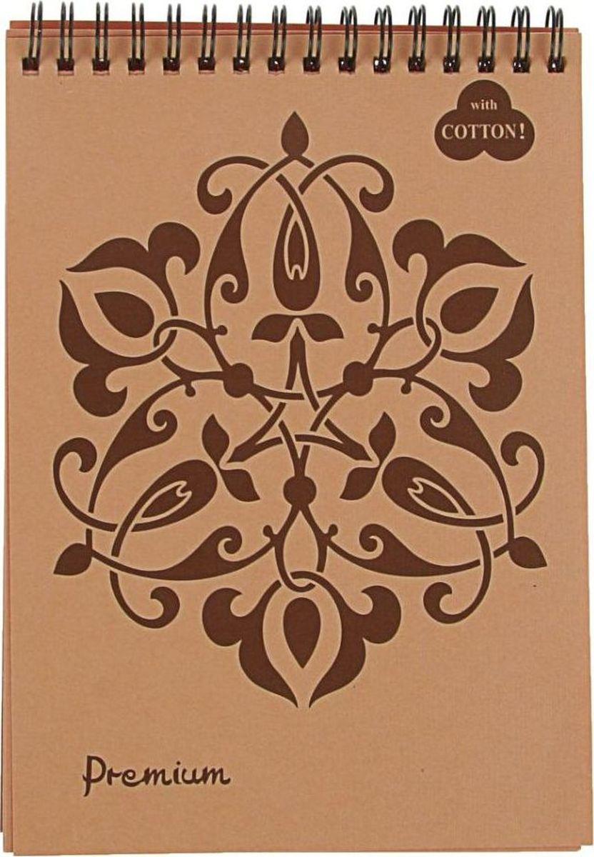 Лилия Холдинг Блокнот Premium 30 листов цвет латте2070578