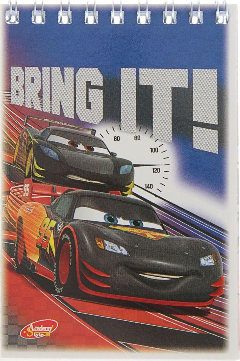 Disney Блокнот Cars 40 листов