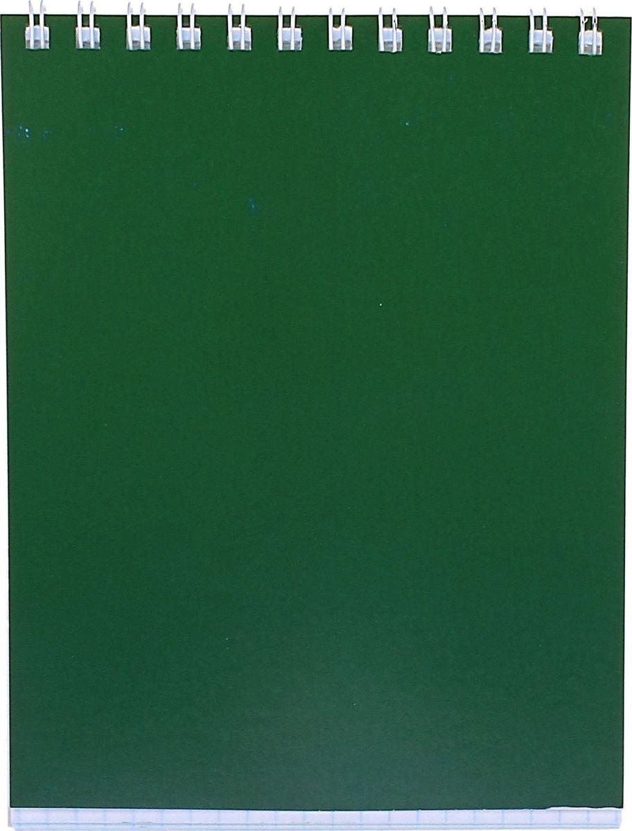 ПЗБФ Блокнот Корпоративный 40 листов цвет зеленый