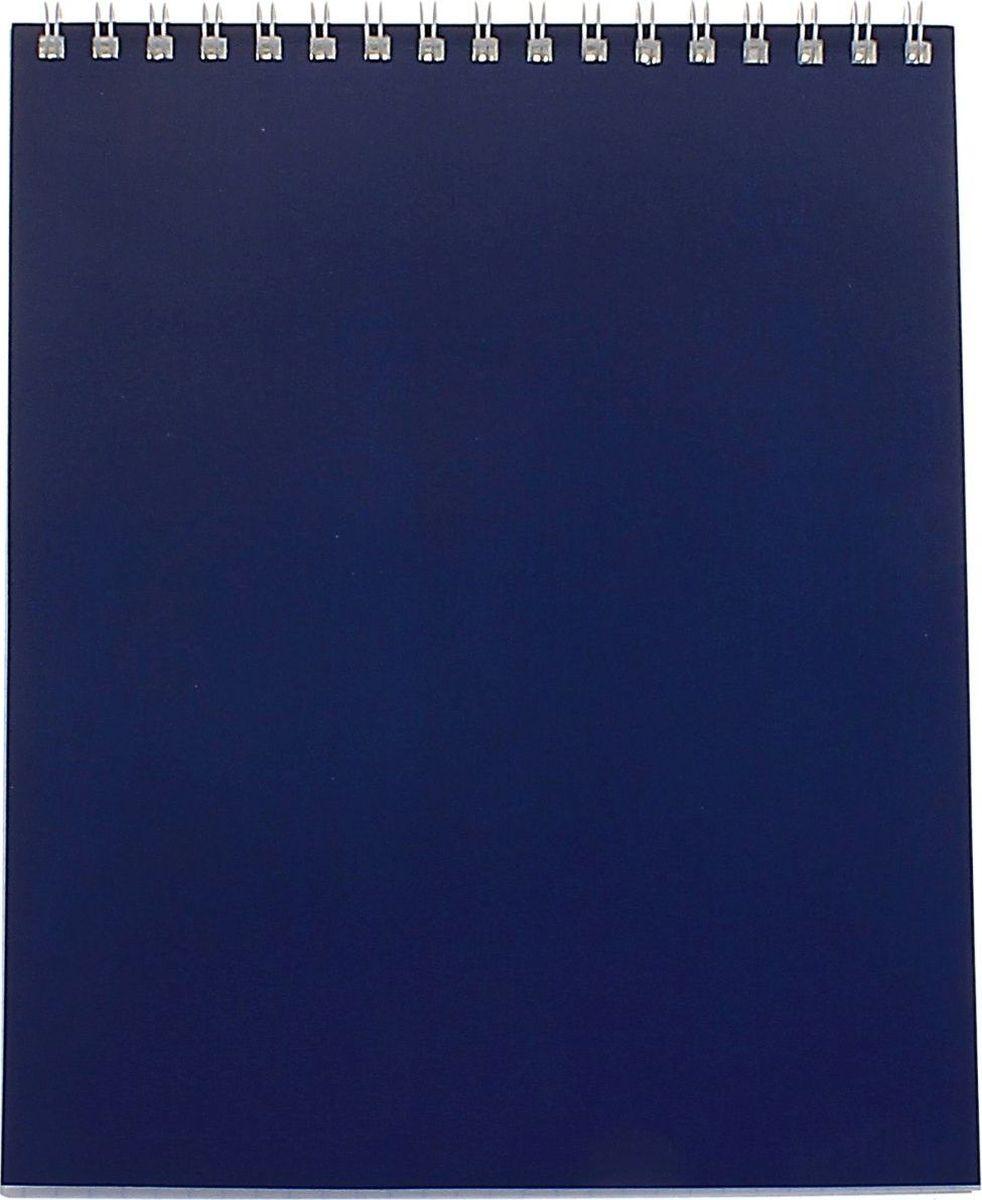ПЗБФ Блокнот Корпоративный 40 листов цвет синий649908