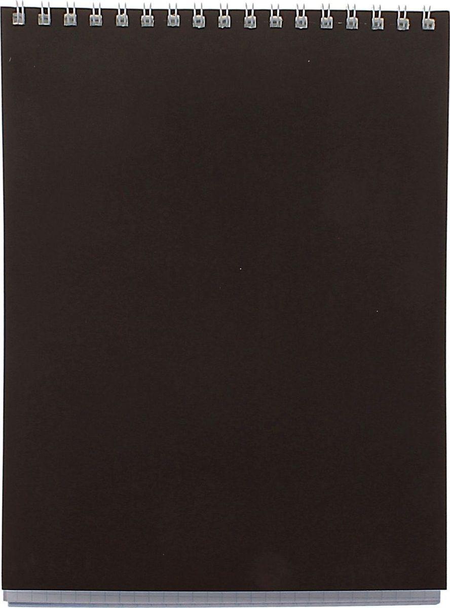ПЗБФ Блокнот Корпоративный 40 листов цвет коричневый 649909649909