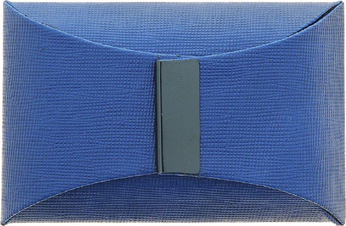 Визитница вертикальная цвет синий116351Что такое визитница для делового человека? Это удобный способ содержать все важные контакты под рукой или просто хранить свои собственные карточки. По отдельности они могут мяться или просто теряться. Визитница не только упорядочивает карточки, но и дисциплинирует самого хозяина и демонстрирует его статус окружающим. Визитница вертикальная, цвет синий — качественный и недорогой аксессуар для современного делового человека. Этот полезный предмет станет отличным подарком как коллегам, так и бизнес-партнерам.
