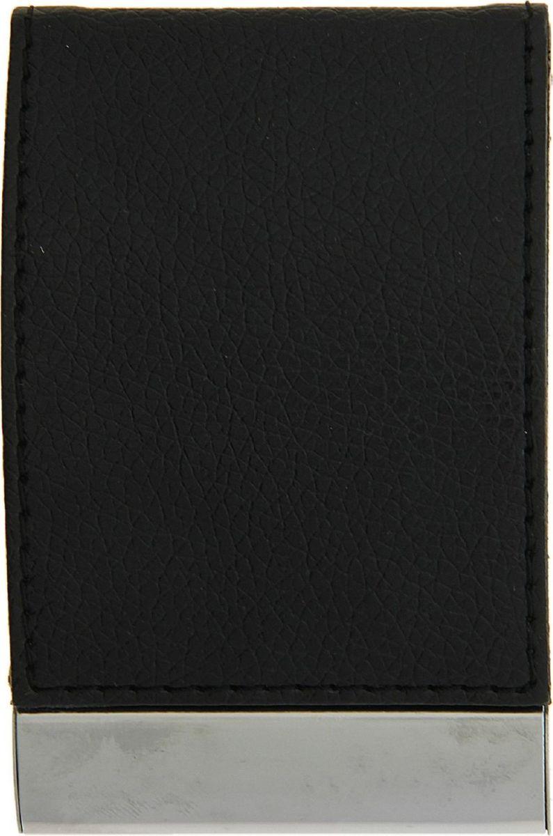 Визитница вертикальная цвет черный 116360116360Что такое визитница для делового человека? Это удобный способ содержать все важные контакты под рукой или просто хранить свои собственные карточки. По отдельности они могут мяться или просто теряться. Визитница не только упорядочивает карточки, но и дисциплинирует самого хозяина и демонстрирует его статус окружающим. Визитница вертикальная, цвет черный — качественный и недорогой аксессуар для современного делового человека. Этот полезный предмет станет отличным подарком как коллегам, так и бизнес-партнерам.
