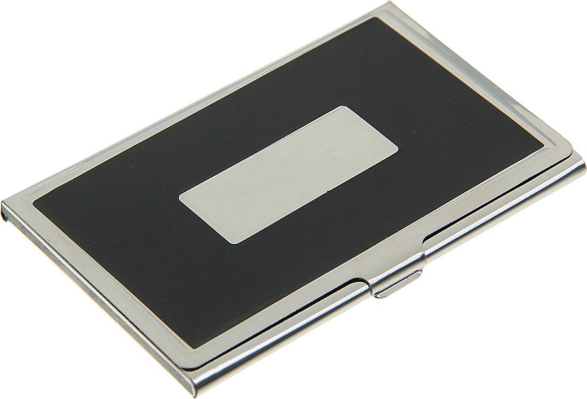 Calligrata Визитница цвет черный 116876