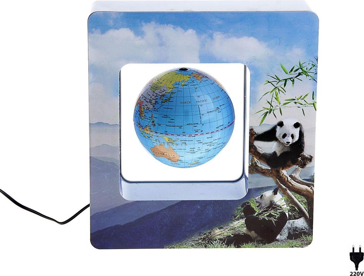 Глобус Окно с пандами 127174