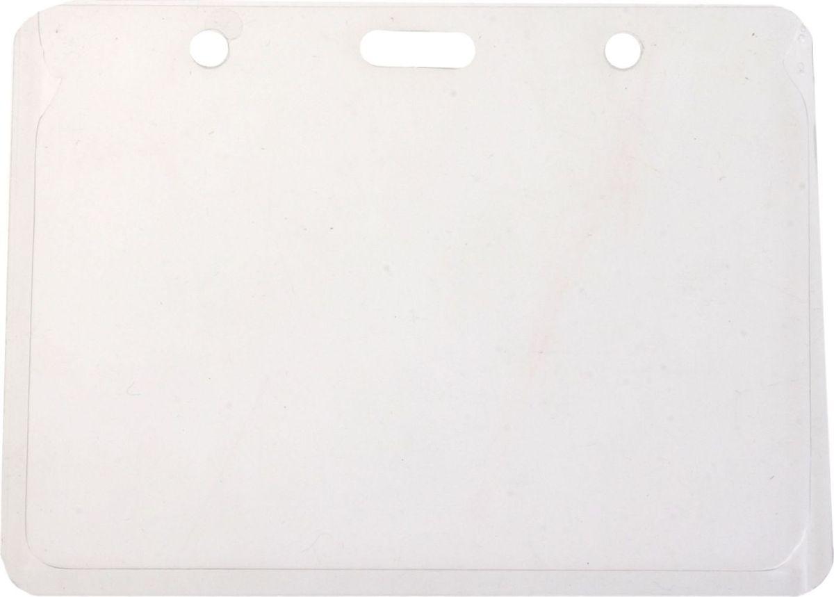 Calligrata Бейдж горизонтальный 5,8 х 10 см593854