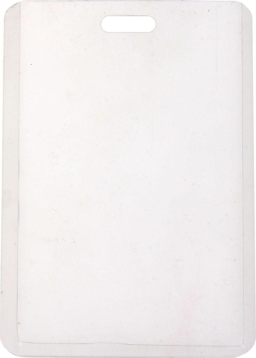 Calligrata Бейдж вертикальный 10,2 х 6,5 см 660154