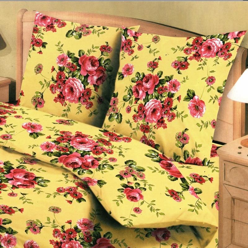 Комплект белья Letto Традиция, 1,5-спальный, наволочки 70х70. B120-3B120-3Комплект постельного белья Letto Традиция выполнен из бязи (натурального хлопка). Комплект состоит из пододеяльника, простыни и двух наволочек. Постельное белье оформлено оригинальным цветочным рисунком и имеет изысканный внешний вид. Пододеяльник снабжен молнией. Гладкая структура делает ткань приятной на ощупь, мягкой и нежной, при этом она прочная и хорошо сохраняет форму. Благодаря такому комплекту постельного белья вы сможете создать атмосферу роскоши и романтики в вашей спальне.