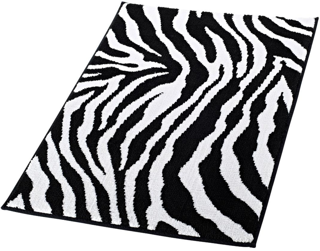 Коврик для ванной комнаты Ridder Zebra, 50 х 55 см711800