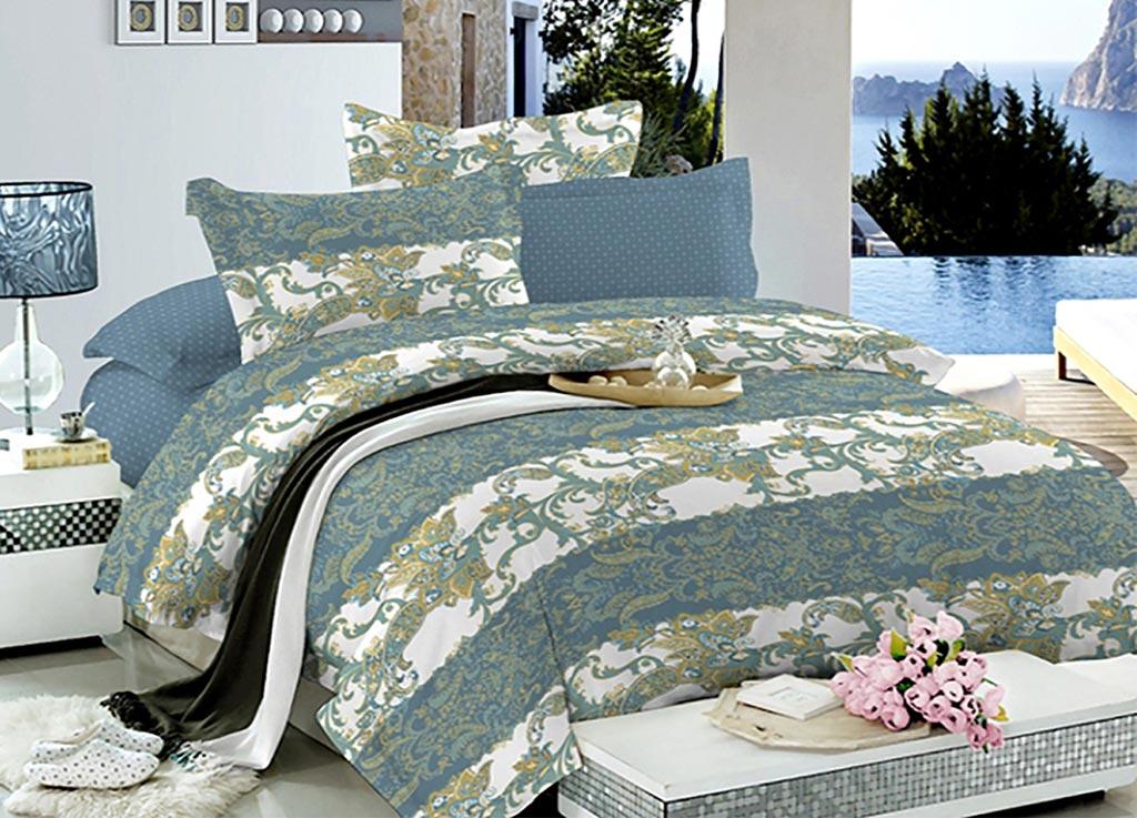 Комплект белья Primavera Вернисаж, семейный, наволочки 70x7092067
