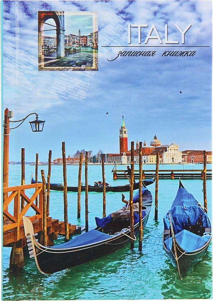 Проф-Пресс Записная книжка Венецианские гондолы 96 листов1191094Записная книжка — компактное и практичное полиграфическое изделие, предназначенное для разного рода записей и заметок. Такой предмет прекрасно подойдёт для фиксации повседневных дел. Это канцелярское изделие отличается красочным оформлением и придётся по душе как взрослому, так и ребёнку. Записная книжка твердая обложка А6, 96 листов Венецианские гондолы, глянцевая ламинация обладает всеми необходимыми характеристиками, чтобы стать вашим полноценным помощником на каждый день.