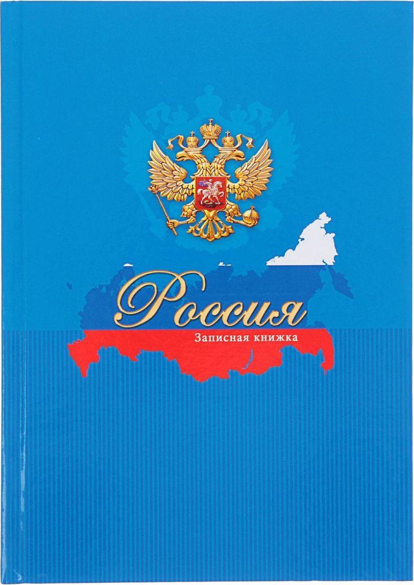 Проф-Пресс Записная книжка Россия 80 листов цвет синий1211525Записная книжка — компактное и практичное полиграфическое изделие, предназначенное для разного рода записей и заметок. Такой предмет прекрасно подойдёт для фиксации повседневных дел. Это канцелярское изделие отличается красочным оформлением и придётся по душе как взрослому, так и ребёнку. Записная книжка, интегральная обложка, А5, 80 листов Россия. Синяя, глянцевая ламинация обладает всеми необходимыми характеристиками, чтобы стать вашим полноценным помощником на каждый день.