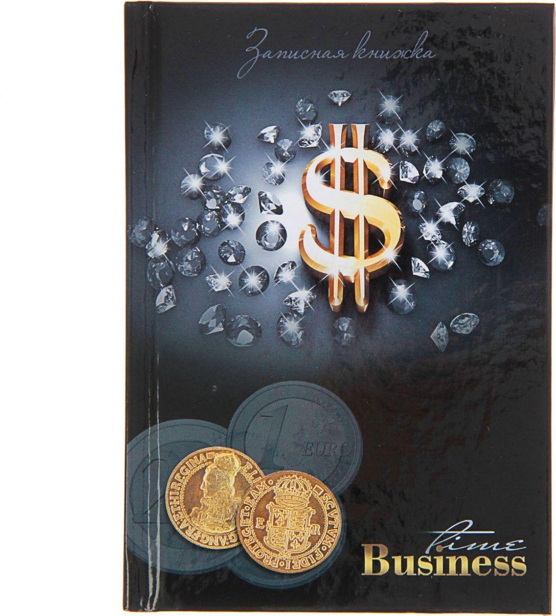 Проф-Пресс Записная книжка Золотые монеты 64 листа1211540Записная книжка — компактное и практичное полиграфическое изделие, предназначенное для разного рода записей и заметок. Такой предмет прекрасно подойдёт для фиксации повседневных дел. Это канцелярское изделие отличается красочным оформлением и придётся по душе как взрослому, так и ребёнку. Записная книжка твёрдая обложка А6, 64 листа Золотые монеты, глянцевая ламинация обладает всеми необходимыми характеристиками, чтобы стать вашим полноценным помощником на каждый день.