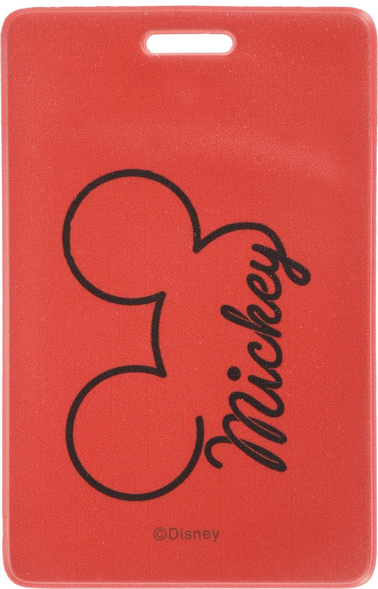 Футляр для транспортных карт Elisir, цвет: красный. DE-MM002-FT0001DE-MM002-FT0001-000