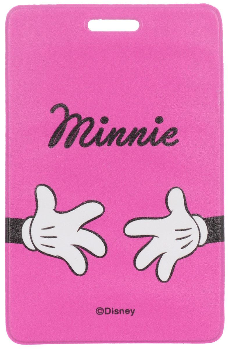 Футляр для транспортных карт Elisir, цвет: ярко-розовый. DE-MM001-FT0001DE-MM001-FT0001-000