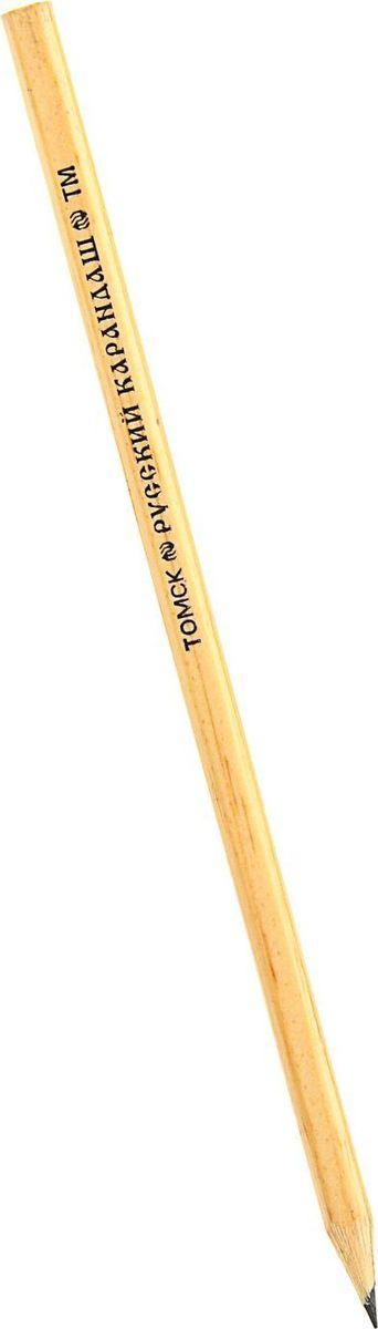 Русский карандаш Карандаш чернографитный Русский карандаш твердость HB1174245