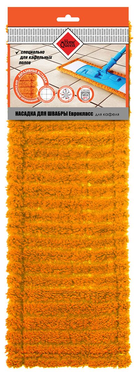 Насадка для швабры HomeQueen Еврокласс, для кафеля70058Насадка подходит к коду 70061, 56649, для мытья кафельных поверхностей. Высокая износостойкость.