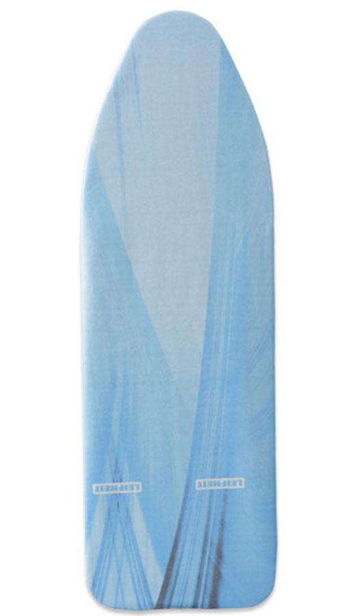 Чехол для гладильной доски Leifheit Speed Reflect S/M, цвет: голубой, 125 х 40 см72381_голубойЧехол для гладильной доски Leifheit Speed Reflect S/M, цвет: голубой, 125 х 40 см