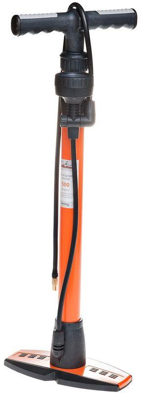 Насос воздушный Airline, ручной, с манометром, 500 см3PA-500-03Насос представлен в традиционной форме, изготовлен с использованием высокопрочных материалов, которые не подвержены перепадам температур и коррозии при морозных условиях. Длина соединительного провода устройства составляет 70 см. Данной длины достаточно для комфортной эксплуатации насоса. Максимально допустимое значение давления устройства составляет 5 Атм (кг/см2), а объём цилиндра равен 500 см3.