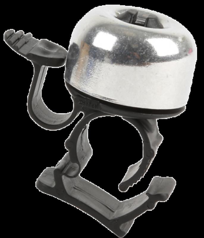Звонок велосипедный Zefal Piing, цвет: серый металлик1060BГромкий и узнаваемый звук этого звонка поможет обозначить себя на дороге и сделать движение более безопасным. Широкий язычок звонка удобен при использовании даже в перчатках. Звонок легко и быстро устанавливается без инструментов на рули диаметром от 19 до 26,4 мм. ZEFAL – старейший французский производитель велосипедных аксессуаров премиального качества, основанный в 1880 году, является номером один на французском рынке велосипедных аксессуаров. • Лёгкий алюминиевый корпус • Вес 21 г. • Устанавливается без инструментов • Для рулей от 19 до 26,4 мм.