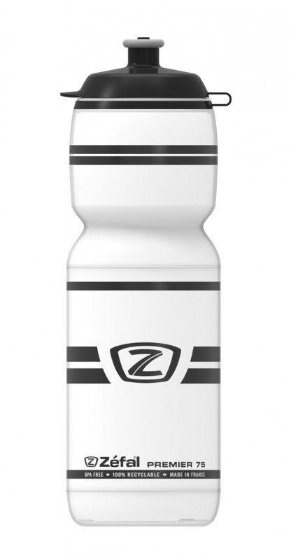 Фляга велсипедная Zefal Premier 75, цвет: прозрачный, 750 мл1603CЕсли вы стремитесь быть первым и на счету каждый грамм веса, то серия самых лёгких и популярных фляг ZEFAL Premier – это то, что вам нужно! Профессиональные гонщики так же любят эти фляги за систему открытия/закрытия фляги Clip-Cap, которой очень легко пользоваться. Все фляги производятся из пищевого полипропилена, который не содержит BPA, не имеет запаха, не влияет на вкус напитка и на 100% безопасен. ZEFAL – старейший французский производитель велосипедных аксессуаров премиального качества, основанный в 1880 году, является номером один на французском рынке велосипедных аксессуаров. • Объём фляги 750 мл. • Вес фляги 85 г. • Высота фляги 234 мм. • Можно мыть в посудомоечной машине • Подходит ко всем флягодержателям