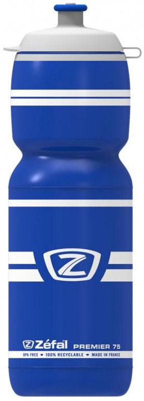 Фляга велсипедная Zefal Premier 75, цвет: синий, 750 мл1603FЕсли вы стремитесь быть первым и на счету каждый грамм веса, то серия самых лёгких и популярных фляг ZEFAL Premier – это то, что вам нужно! Профессиональные гонщики так же любят эти фляги за систему открытия/закрытия фляги Clip-Cap, которой очень легко пользоваться. Все фляги производятся из пищевого полипропилена, который не содержит BPA, не имеет запаха, не влияет на вкус напитка и на 100% безопасен. ZEFAL – старейший французский производитель велосипедных аксессуаров премиального качества, основанный в 1880 году, является номером один на французском рынке велосипедных аксессуаров. • Объём фляги 750 мл. • Вес фляги 85 г. • Высота фляги 234 мм. • Можно мыть в посудомоечной машине • Подходит ко всем флягодержателям